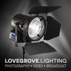 Lupo DayLED Spotlight from Lovegrove Lighting