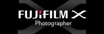 Damien Lovegrove the Fujifilm X photographer
